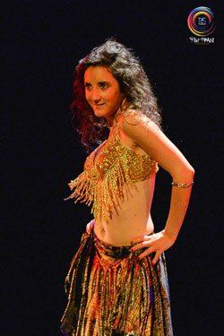 Cours débutant danse orientale