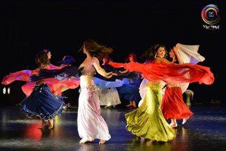 Cours de danse orientale adulte