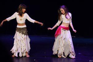 Danse orientale pour enfant